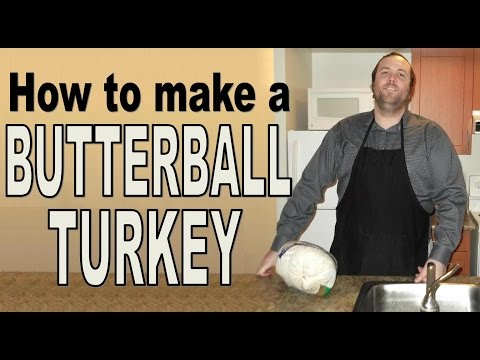 How to Bake a Butterball Turkey