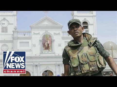 Steve Knoll - Bombings in Sri Lanka Target Christians Celebrating Easter
