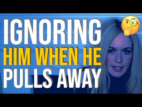 The AMAZING Technique To Ignoring A Man! (Re-Attract Him) from YouTube · Duration:  7 minutes 19 seconds