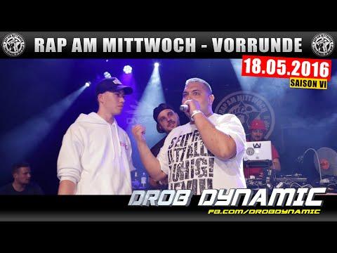 RAP AM MITTWOCH HEIDELBERG: 18.05.16 BattleMania Vorrunde feat. DROB DYNAMIC uvm. (2/4)