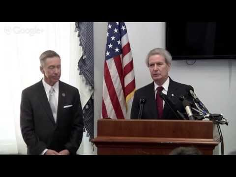 Press Conference on Resolution to Declassify 9/11 Report