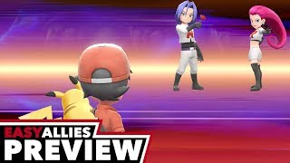 Pokémon: Let's Go, Pikachu! and Let's Go, Eevee! - Easy Allies Preview