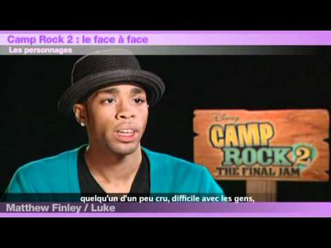 Camp Rock 2 : Characters