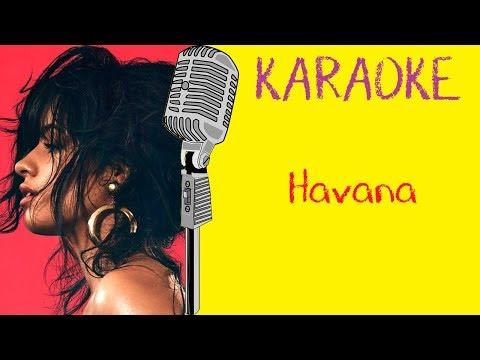 Havana ft Young Thug - Camila Cabello Karaoke 【Instrumental】