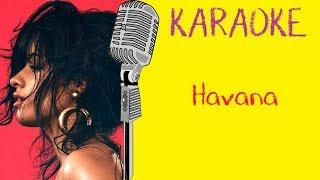 Havana ft Young Thug - Camila Cabello Karaoke 【Instrumental】 - Stafaband