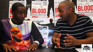 Paparazzi Pone Interview w  E Mac Da Host Pt 1