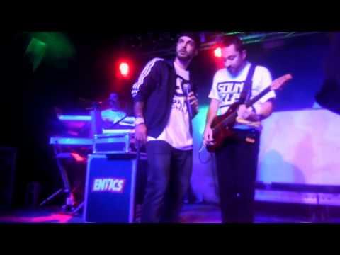 Entics - Click LIVE Orion Club 15.12.2011