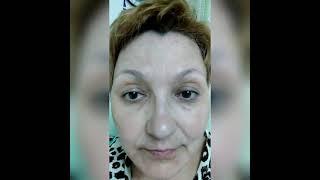 Тестирую маску для лица силиконовая 43850 и подтягивающую маску для лица Royal Velvet 31087
