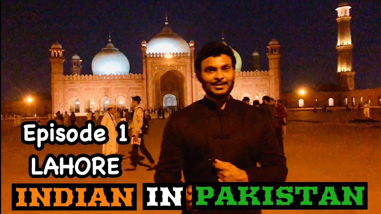 Indian in Pakistan | Lahore Punjab | Lahore local Food | Realizations in PAKISTAN