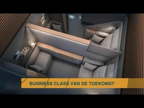 Business Class van de toekomst - Z TODAY