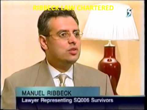 Ribbeck Law in Singapore Channel 5