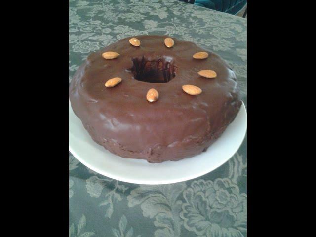 Chocolate cake recipe- easy cake recipe     طريقة عمل  كيكة الشوكولاتة  بسيطة جدأ و سهلة