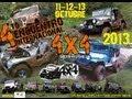 Spot 4° Encuentro 4x4 de Jeep Obera, Misiones 2013