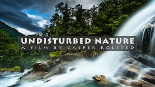 Undisturbed Nature - a timelapse adventure in 4K, Norway 2016 (Sony A6300)