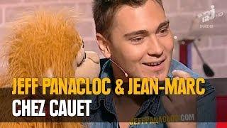 Jeff Panacloc et Jean-Marc chez Cauet