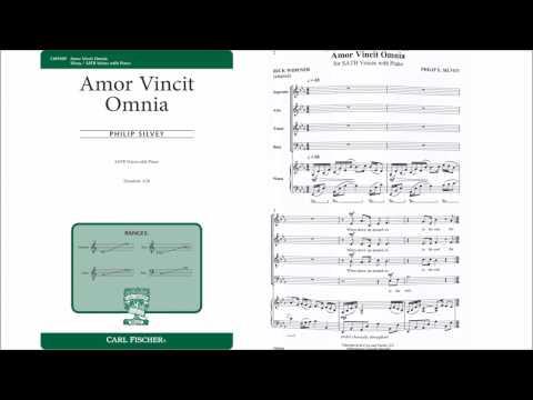 Amor Vincit Omnia (CM9509) by Philip E. Silvey