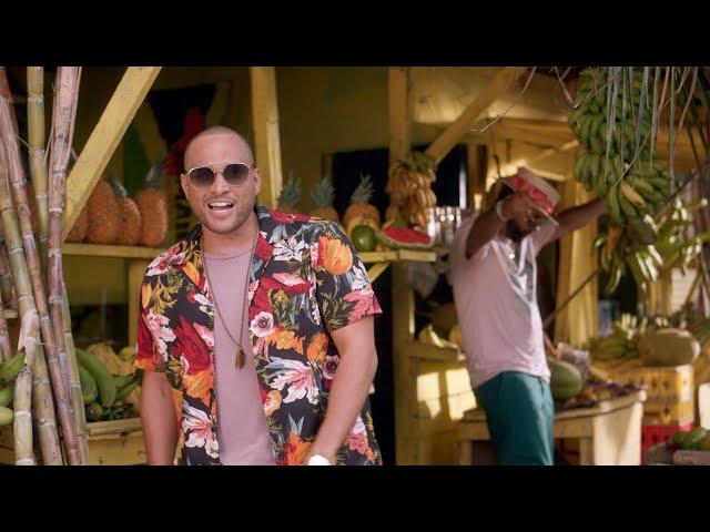Banana (feat. Shaggy) [DJ FLe - Minisiren Remix] Official Music Video   Conkarah