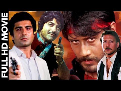 God And Gun - Full Hindi Bollywood Action Movie HD - Raaj Kumar, Jackie Shroff, Gautami