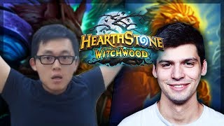 Streamer Wars vs Dog! Witchwood Edition