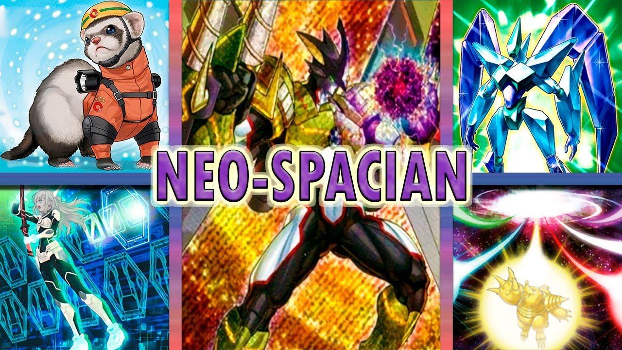 YGOPro Neo-Spacian Deck | Estreia do Elemental HERO Nebula