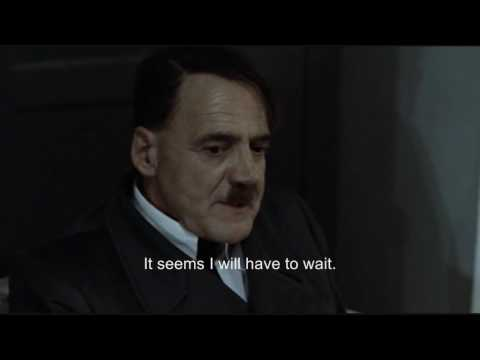 Hitler reacts to news that Ghostbusters The Video Game will be PlayStation timed exclusive in Europe