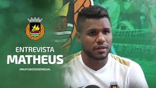 Entrevista a Matheus Reis