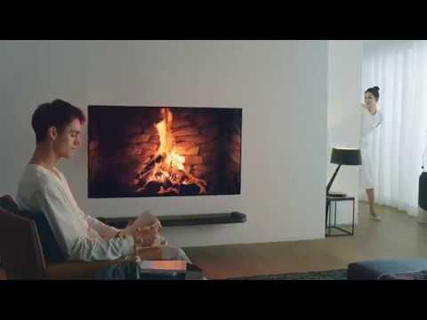 LG Signature OLED TV Commercial 2017