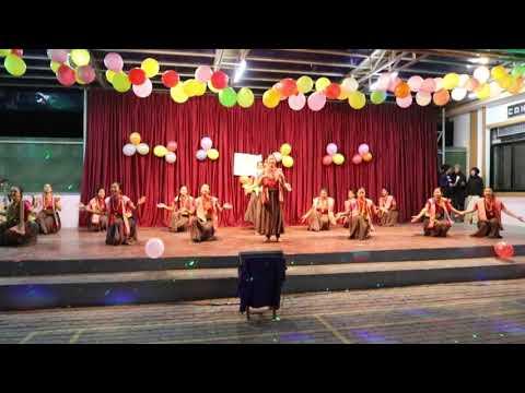 Tharu Dance - Hostel Night 2074 - The Excelsior School