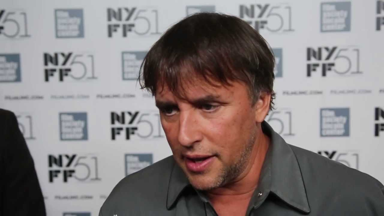 "NYFF51: Richard Linklater | ""Dazed and Confused"" Red Carpet"