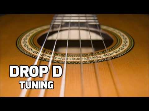 DROP D TUNING – Online Guitar Tuner