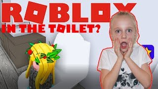 Roblox [🏡FREE!] Adopt and Raise a Baby. In the Toilet|SuzieGamePlay