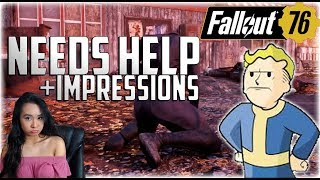 Fallout 76 Failed The Survival Game Genre & First Impressions!
