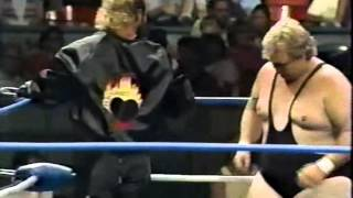 WW 8/5/89- Dr Death vs Colin Orsack- Skyscrapers vs Avalanch & Mike Blackwell