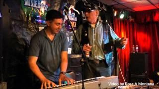 "Impromptu ""The Hula Hula Boys"" ~ Vini ""Maddog"" Lopez & Vincent Innocente ~ Video by Rose A Montana"