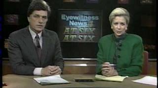 Pistol Pete Maravich death 1/05/88 WWL-TV New Orleans, La.