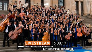 Elbphilharmonie LIVE | European Union Youth Orchestra mit Gustav Mahlers Sinfonie Nr. 5
