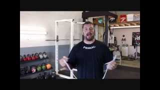 How To Make A Basic Shot Put, Hammer, And Discus Circle | Www.primalatc.com
