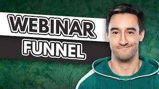 Webinar Marketing: How To Build A Webinar Funnel - Evergreen Webinar Example