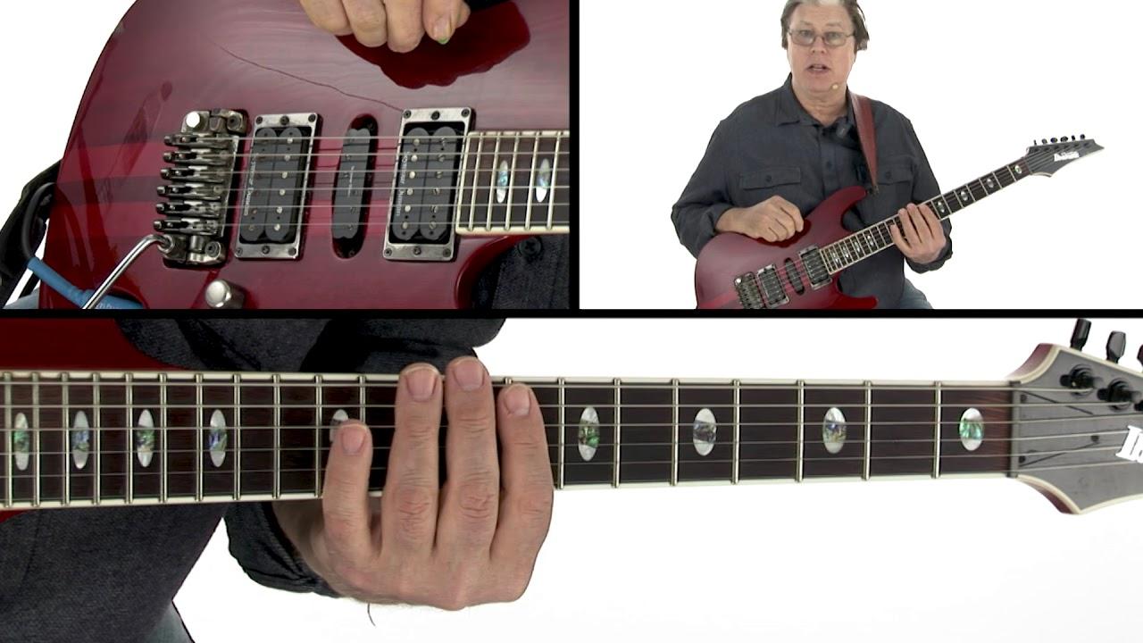 Funk Guitar Lesson : funk rhythm guitar lesson 16th note combos 2 jon finn youtube ~ Hamham.info Haus und Dekorationen