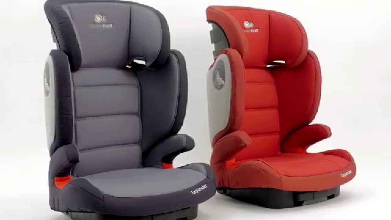 expander auto kindersitz isofix 15 36 kg youtube. Black Bedroom Furniture Sets. Home Design Ideas