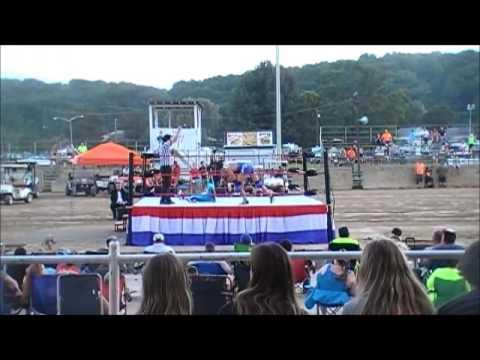 wrestling at athens ohio fair august 2016