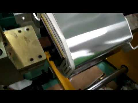 Transformer Foil Winding Machine - Aluminum Foil