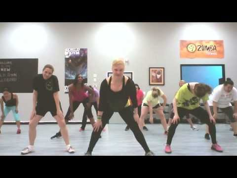 Show Me How You Burlesque by Christina Aguilera Zumba Choreography