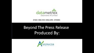 Datametrex Discusses Obtaining Rights to Import and Sell COVID-19 Test Kits From South Korea
