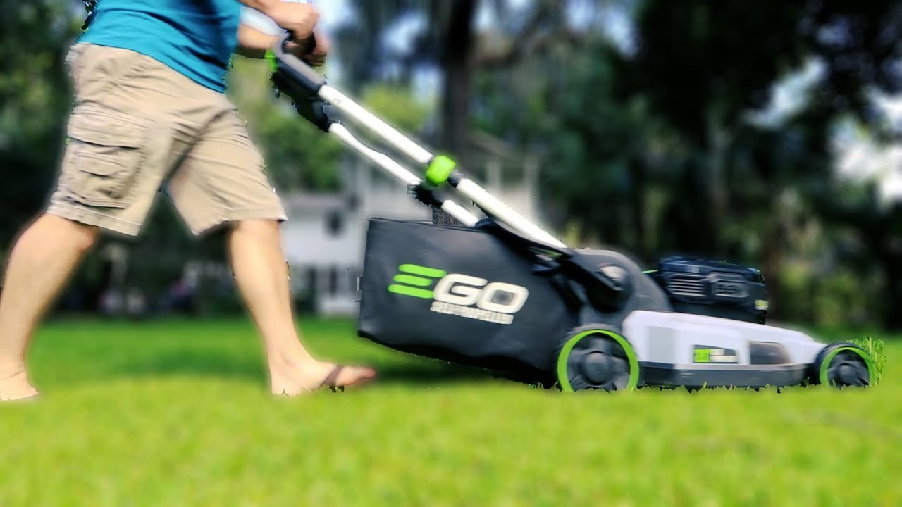 Ego Electric Lawn Mower After 6 Months Of Use Youtube