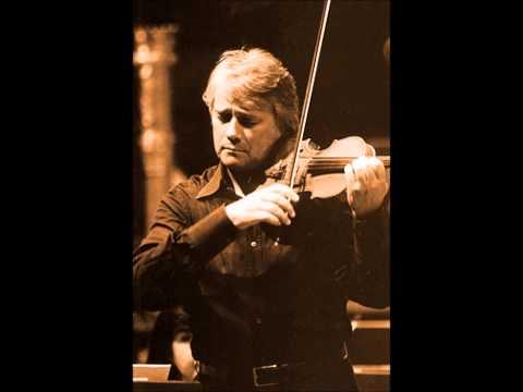 """Boris Belkin """"Violin Concerto"""" R. Strauss (3. Mov)"""