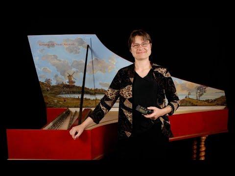 Couperin: Les Barricades Mystérieuses, Hanneke van Proosdij, harpsichord (Baricades Mistérieuses)