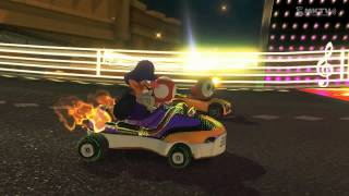 Mario Kart 8 Highlights #43- Put Your Left Foot In...