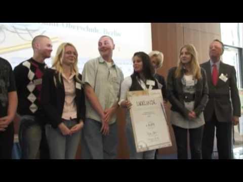 BDI Ideenliebe - Preisverleihung 2009
