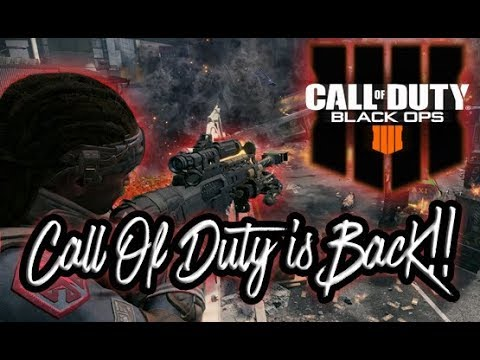 Call of Duty Black Ops 4 is every PVP players Dream - Jesimein thumbnail